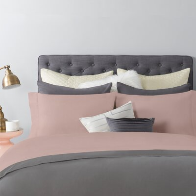 600 Series 300 Thread Count Sheet Set Size: Queen, Color: Peach
