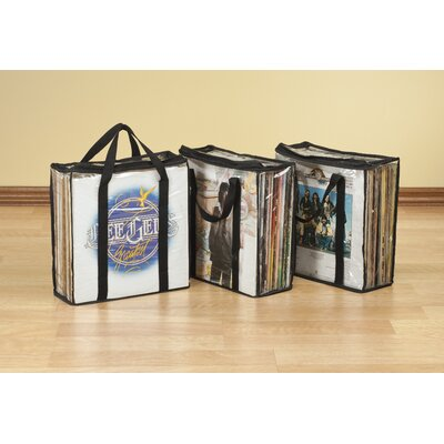 Vinyl Record Carrying Case Multimedia