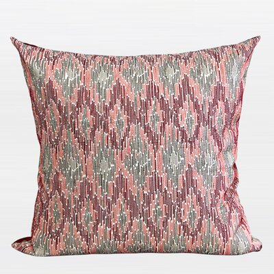 Luxury European Classical Embroidered Throw Pillow
