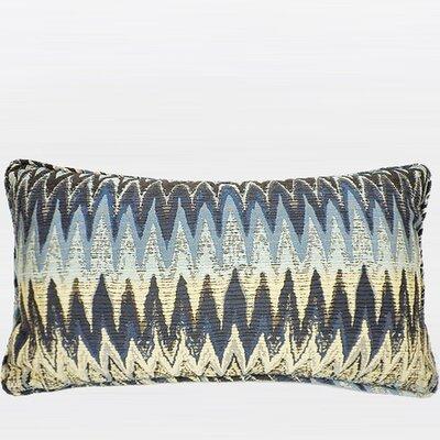 Chevron Lumbar Pillow