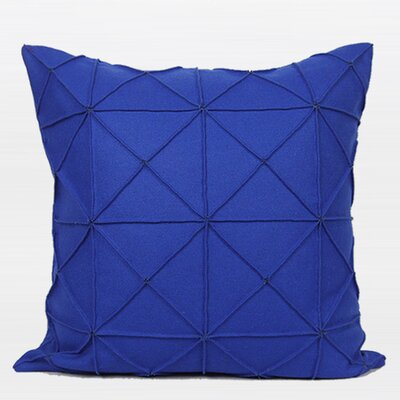 Pillow Cover Color: Blue