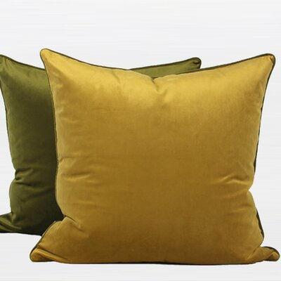 Flannel Fabric Throw Pillow