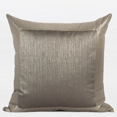 Frame Splicing Throw Pillow