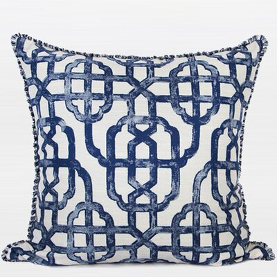 Classic Geometry Pattern Throw Pillow