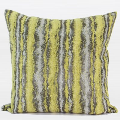 Stripe Pattern Metallic Pillow Cover