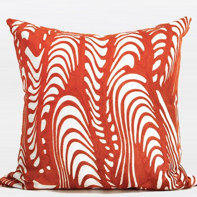 Chevron Cotton Throw Pillow