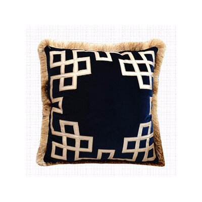 Triomphe Embellished Throw Pillow