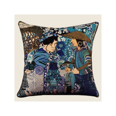 Costume Luxury Throw Pillow