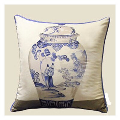 Vase Pillow Cover