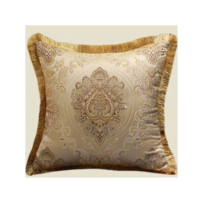 Verona Embellished Pillow Cover