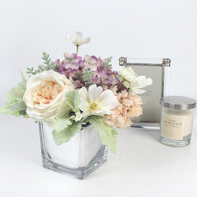 Roses/Mixed Floral Arrangement in Decorative Vase ROSP1573 38840521