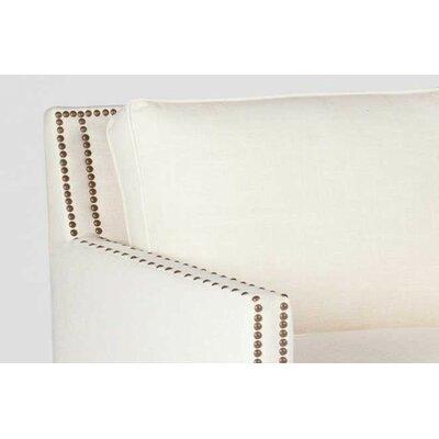 Carter Armchair Upholstery: Kasler Cream