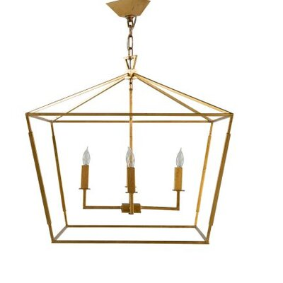 Adler 4-Light Foyer Pendant