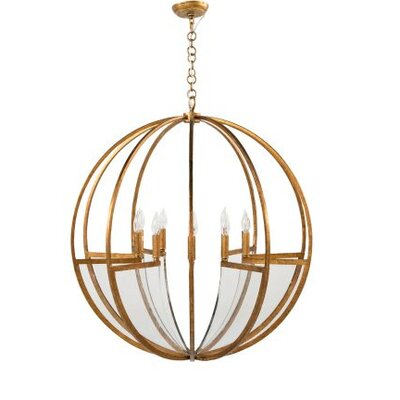15-Light Globe Pendant