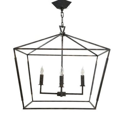 Arnold 4-Light Foyer Pendant