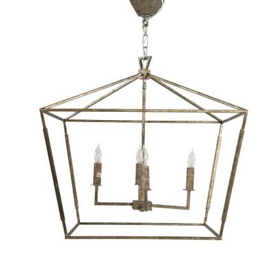 Amelia 4-Light Foyer Pendant