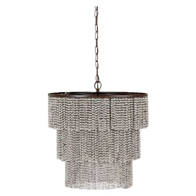 Etienne 4-Light Crystal Chandelier