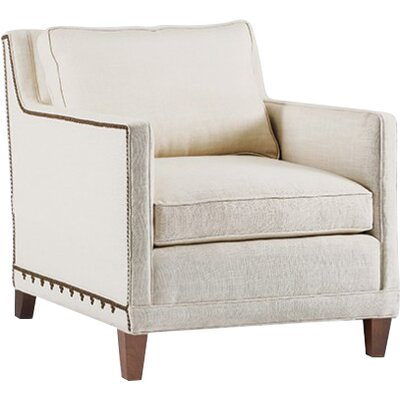 Nora Armchair Upholstery: Gray