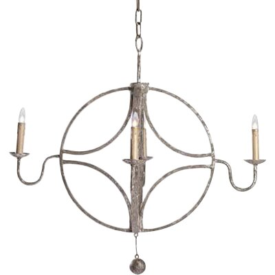 Winthorpe 4-Light Candle-Style Chandelier
