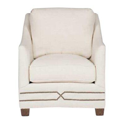 Baldwin Armchair Upholstery: Cream