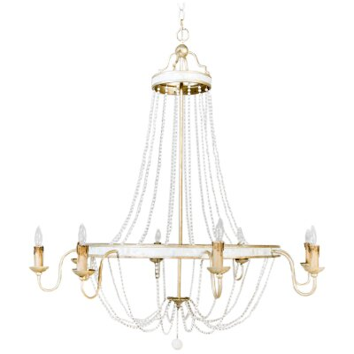 Corinna 8-Light Candle-Style Chandelier