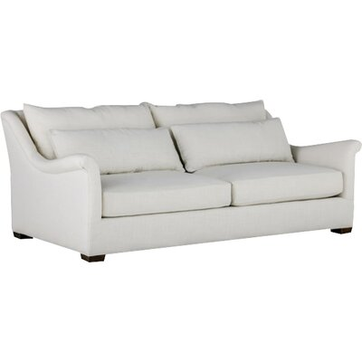 Westley Sofa Upholstery: Cream
