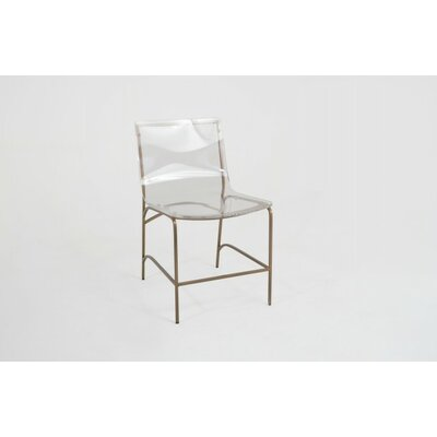 Penelope Dining Chair Color: Gold