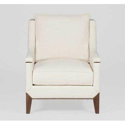 Liam Armchair Upholstery: Kasler Cream