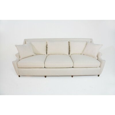 Theo Sofa Upholstery: Zulu Feather, Size: 37 H x 84 W x 39 D