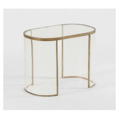 Cindy Bunching End Table