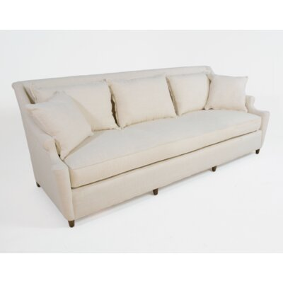 Theo Sofa Upholstery: Zulu Feather, Size: 37 H x 96 W x 39D