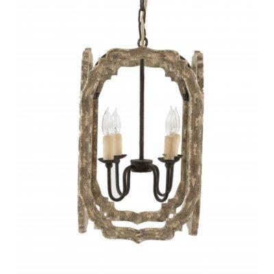 Forsyth 4-Light Lantern Pendant