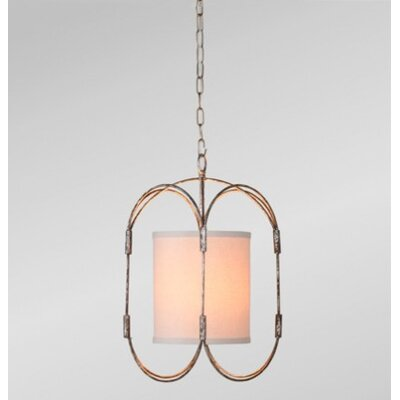 Orchid 4-Light Foyer Pendant