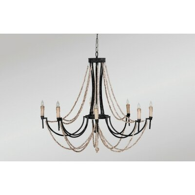 Percy 8-Light Candle-Style Chandelier