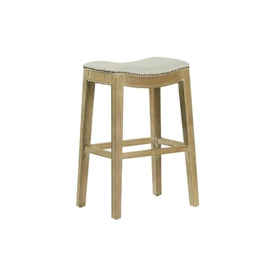 Vivian 30.5 Bar Stool Color: Natural