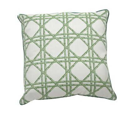 Reign Indoor/Outdoor Throw Pillow (Set of 2) Size: 20 x 20