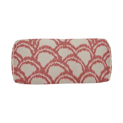Alena Indoor/Outdoor Bolster (Set of 2) Color: Flamingo