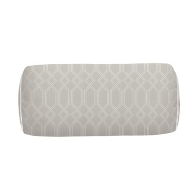 Connection Indoor/Outdoor Bolster (Set of 2) Color: Pebble