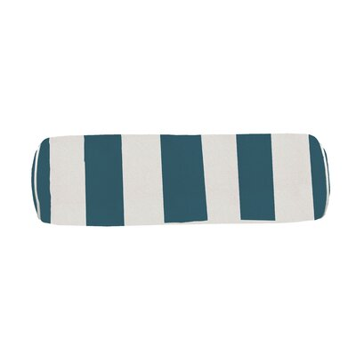Halo Indoor/Outdoor Bolster (Set of 2) Color: Peacock