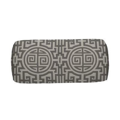 Nobu Indoor/Outdoor Bolster (Set of 2) Color: Stone