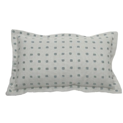 Kuno Indoor/Outdoor Lumbar Pillow (Set of 2) Color: Mist