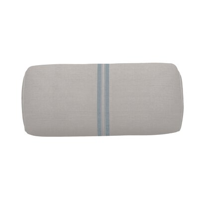 Vintage Indoor/Outdoor Bolster (Set of 2) Color: Mist