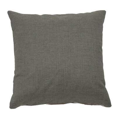 Slash Indoor/Outdoor Lumbar Pillow (Set of 2) Color: Pewter
