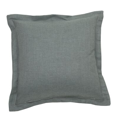 Verona Indoor/Outdoor Throw Pillow (Set of 2) Color: Mist, Size: 22 x 22
