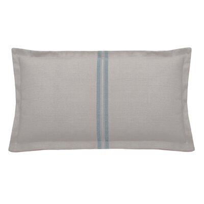 Vintage Indoor/Outdoor Lumbar Pillow (Set of 2) Color: Mist