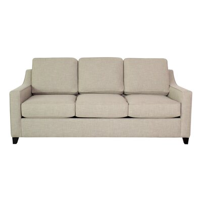 Devynn Sofa Bed Sleeper Finish: Cherry