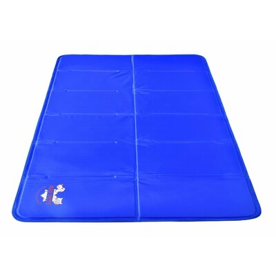 Self Cooling Mat Size: 20 W x 35 D x 4.4 H