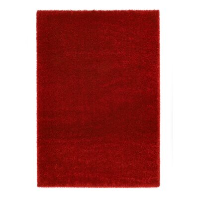 Ocean Red Area Rug Rug Size: 710 x 112