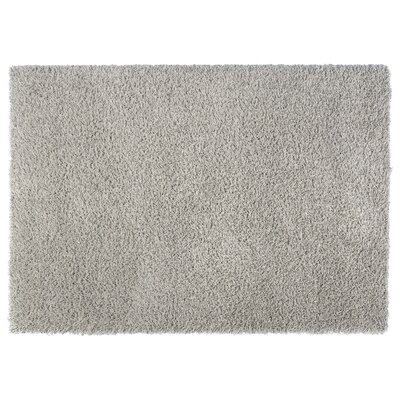 Loft Gray Area Rug Rug Size: Rectangle 67 x 96