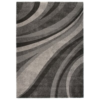 Market Gray Area Rug Rug Size: 7'10